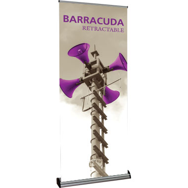 Barracuda™ 920 Retractable Banner Stand
