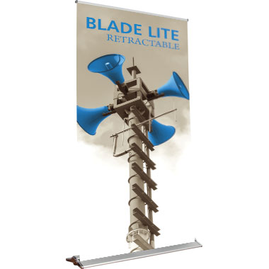 Blade Lite™ 1500 Retractable Banner Stand