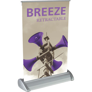 Breeze™ Banner Stand
