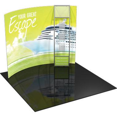 Formulate™ HC4 - 10′ Trade Show Display