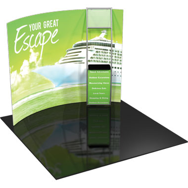 Formulate™ HC5 - 10′ Trade Show Display