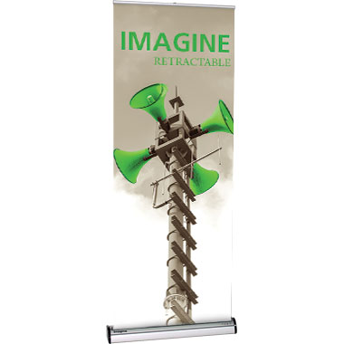Imagine™ Retractable Banner Stand