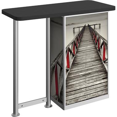 Linear™ Straight-Leg Counter