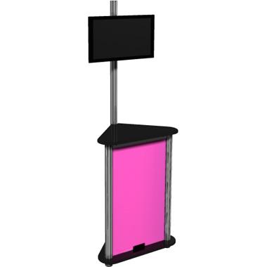 Linear™ Trade Show Kiosk Kit 05