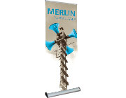 Merlin™ Retractable Banner Stand