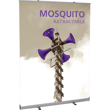 Mosquito™ 1500 Retractable Banner Stand