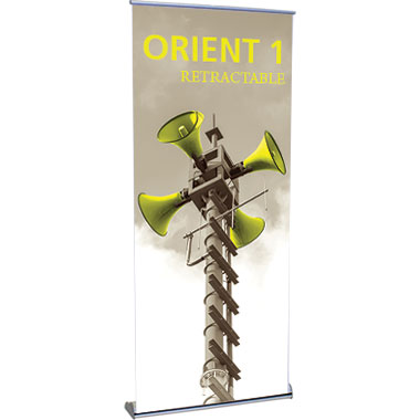Orient™ 850 Retractable Banner Stand