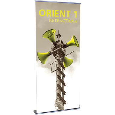 Orient™ 920 Retractable Banner Stand