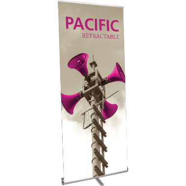 Pacific™ 920 Retractable Banner Stand