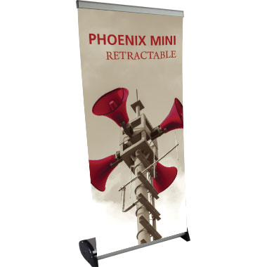 Phoenix™ Mini Banner Stand