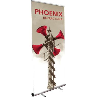 Phoenix™ Retractable Banner Stand