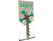 Solo™ 920 Retractable Banner Stand
