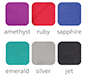 Symphony™ Fabric Colors