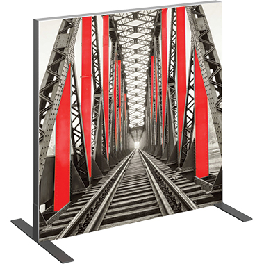 Vector Frame™ S-01 Tension Fabric Sign