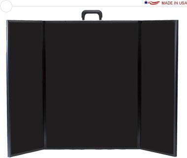Voyager Mega™ Briefcase Tabletop Display