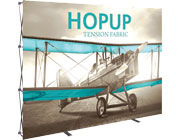 Hop Up™ • 4×3 Straight Pop Up Display