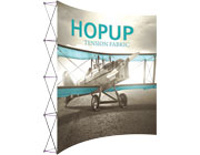 Hop Up™ • 4×4 Curved Pop Up Display