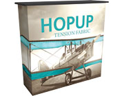 Hop Up™ • Trade Show Counter