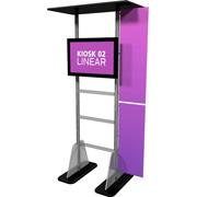 Linear™ • Kiosk Kit 02