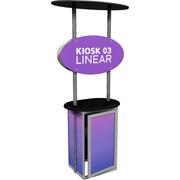 Linear™ • Kiosk Kit 03