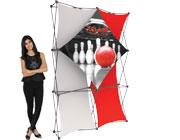 Xclaim™ Fabric Popup Display • 2×3 Kit 01