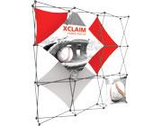 Xclaim™ Fabric Popup Display • 3×3 Kit 02