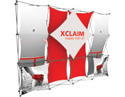 Xclaim™ Fabric Popup Display • 4×3 Kit 01