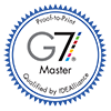 G7 Master Certification Seal