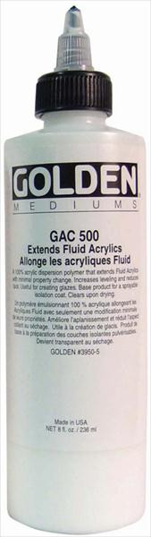 Golden Artist Colors, GAC-500 Extends Fluid Acrylics 8oz, Scrapify, Australia
