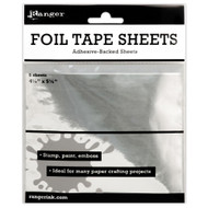 Inkssentials Foil Tape Sheets, Adhesive Backing, 6/Pkg, Scrapify, Australia