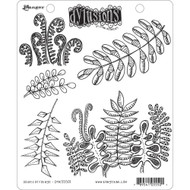 Ranger -Dyan Reaveley -  Dylusions -  Stamps - Oodles of Foliage, Scrapify, Australia