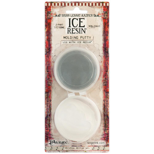Susan Lenart Kazmer, Ranger, Ice Resin, Molding putty, 2 part silicone, Scrapify, Australia