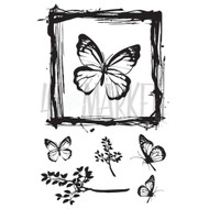 """49 and Market, 49 and Market, Gerry's Butterfly Stamp Set (4""""x6""""), Scrapify, Australia (4""""x6""""), Scrapify, Australia"""