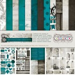 The Destination Unknown Collection Kit by 7 Dots Studio