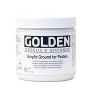 Golden Acrylic Ground For Pastels, Pastel Ground, 8oz 236mls, Scrapify, Australia