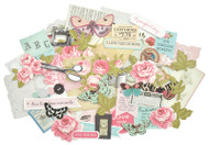 Kaisercraft  Collectables, Die Cut Shapes, over 40 pcs, Miss Betty,  CT931,  Scrapify, Australia