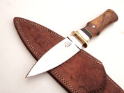 """DKC-825-440C KILTMO Boot Knife 440c Stainless Steel Knife 9.25"""" Overall 4.75"""" Blade 6.7 oz Hand Made DKC Knives (DKC-825-440c)"""