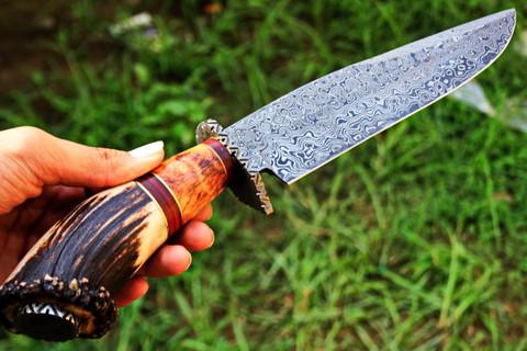 DKC-580 King Bowie  DKC Knives