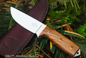 "++ DKC-73=440c Survival 1 440c Stainless Steel Hunting Knife 8"" Long 4""Blade 5.4 oz ! Walnut Wood Handle"