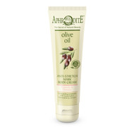 Aphrodite's anti-stretch mark cream offers skin elasticity and firmness thanks to the ivy, horsetail and crowberry extracts. Extra virgin olive oil and cocoa butter nourish and strengthen the skin to withstand the increased stress and regain suppleness