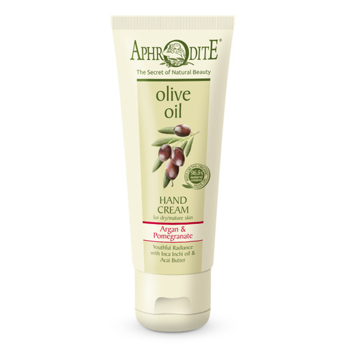 A wealth of antioxidants including pomegranate extract is blended in this hand cream to provide a shield against free radicals. ideal for mature or dehydrated skin.