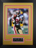 Jerry Rice Framed 8x10 San Francisco 49ers Photo (JR-P2D)
