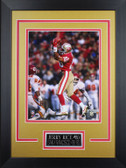 Jerry Rice Framed 8x10 San Francisco 49ers Photo (JR-P5D)