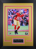 Patrick Willis Framed 8x10 San Francisco 49ers Photo (PW-P3D)