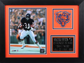 Walter Payton Framed 8x10 Chicago Bears Photo (WP-P4B)