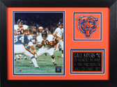 Gale Sayers Framed 8x10 Chicago Bears Photo (GS-P3B)