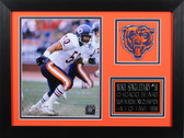 Mike Singletary Framed 8x10 Chicago Bears Photo (MSB-P1B)