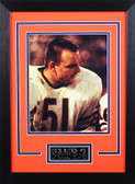 Dick Butkus Framed 8x10 Chicago Bears Photo (DB-P1D)