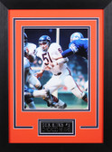 Dick Butkus Framed 8x10 Chicago Bears Photo (DB-P2D)