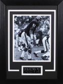 Dick Butkus Framed 8x10 Chicago Bears Photo (DB-P3D)